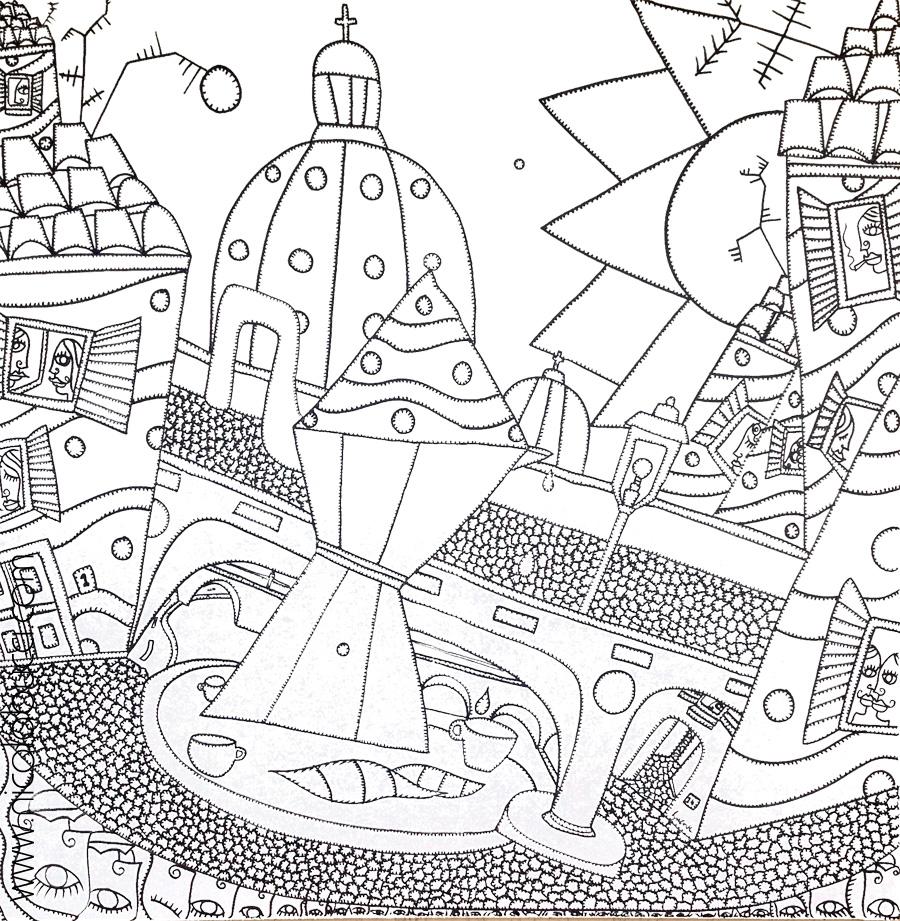 Nicola Bucci'drawings