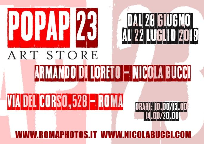 POPAP 23 - VIA DEL C0RSO,528 - ROMA